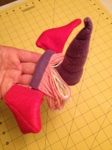 Make a unicorn headband