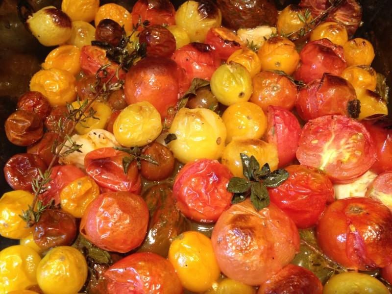 Late Harvest Bruschetta Recipe