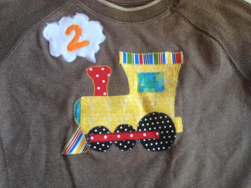 Birthday Train Shirt