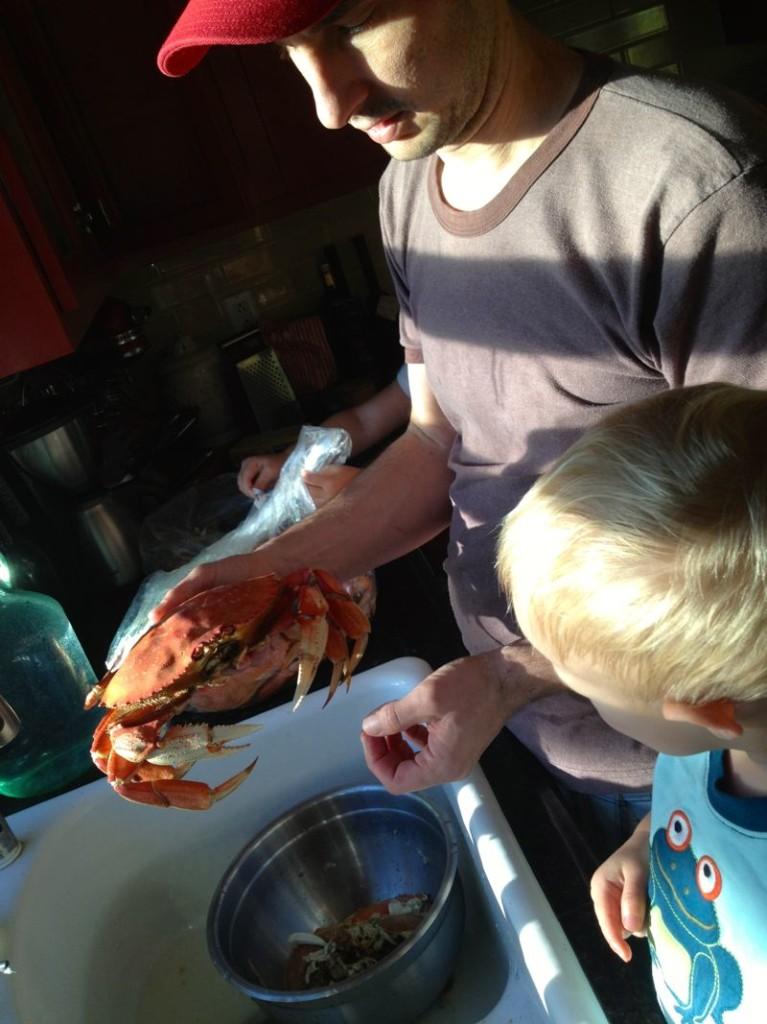 Crab Helpers