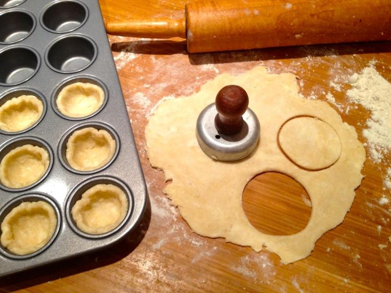 Mini Tart Crusts