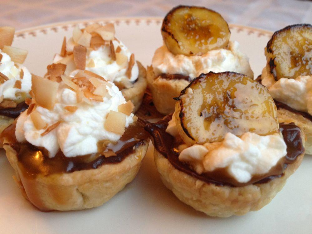 Mini Cream Pies