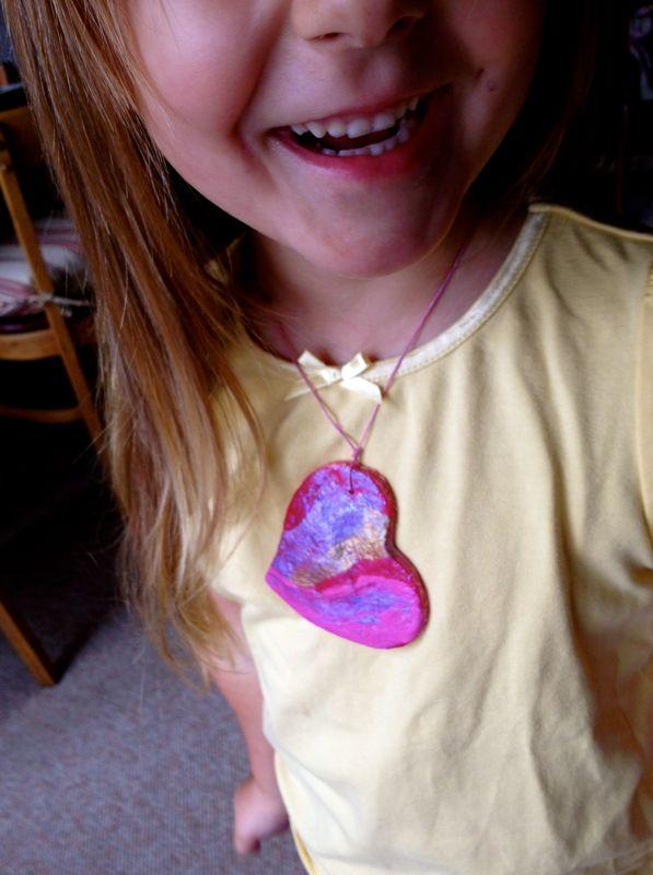Wearing Heart