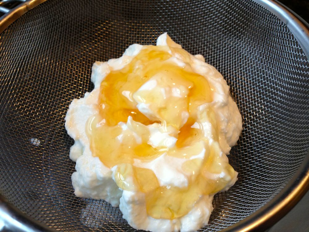 Greek Yogurt Frosting - A Healthy Frosting Recipes — Dishmaps