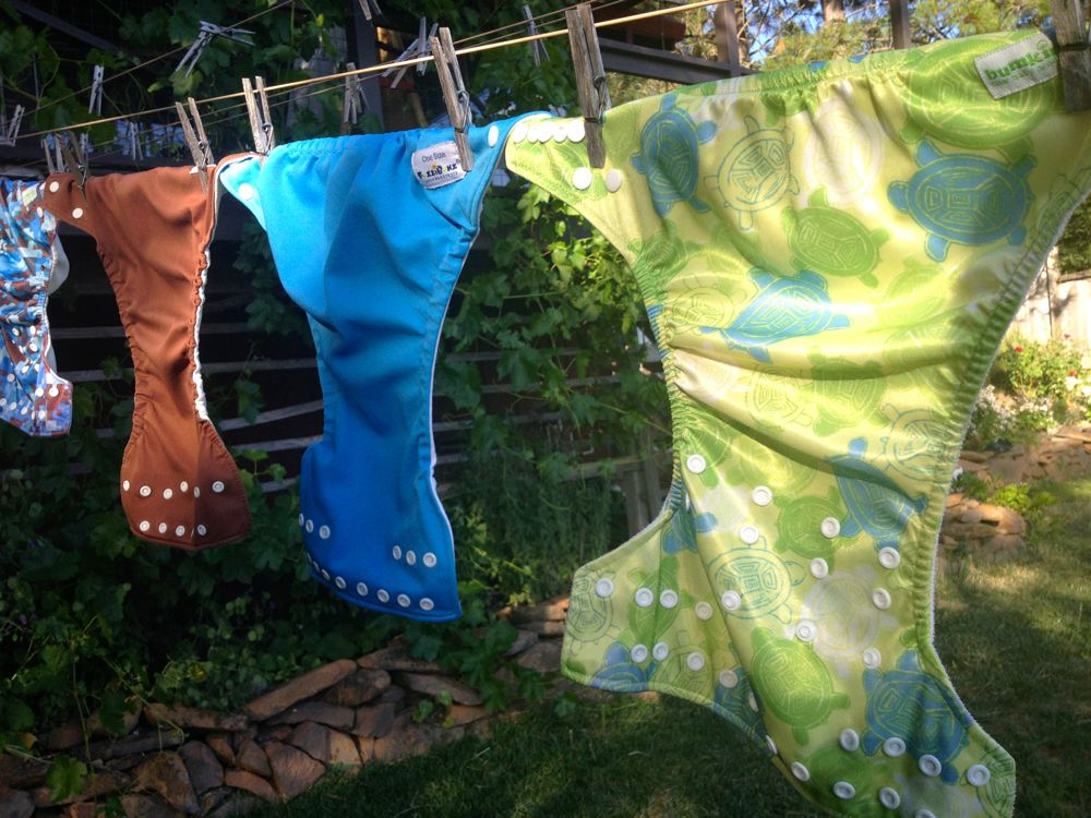 Cloth Diaper Care- WAY easier than you think!