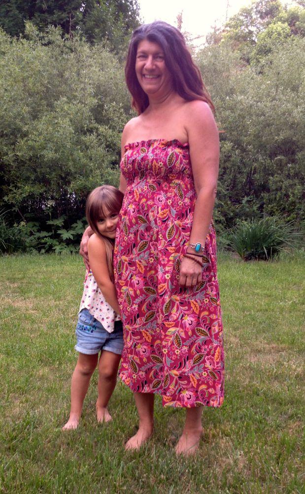 Lia's Dress