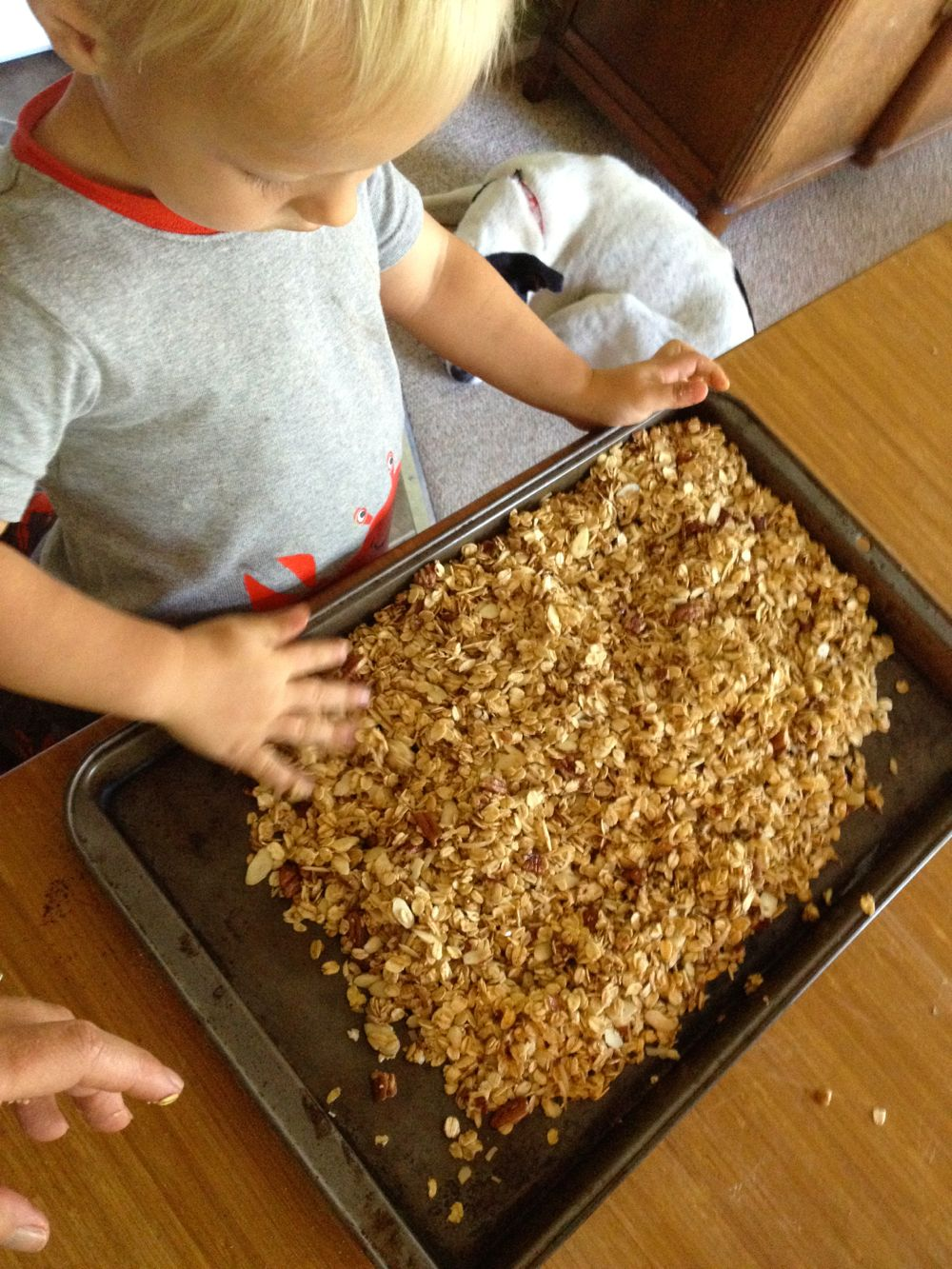 spred granola