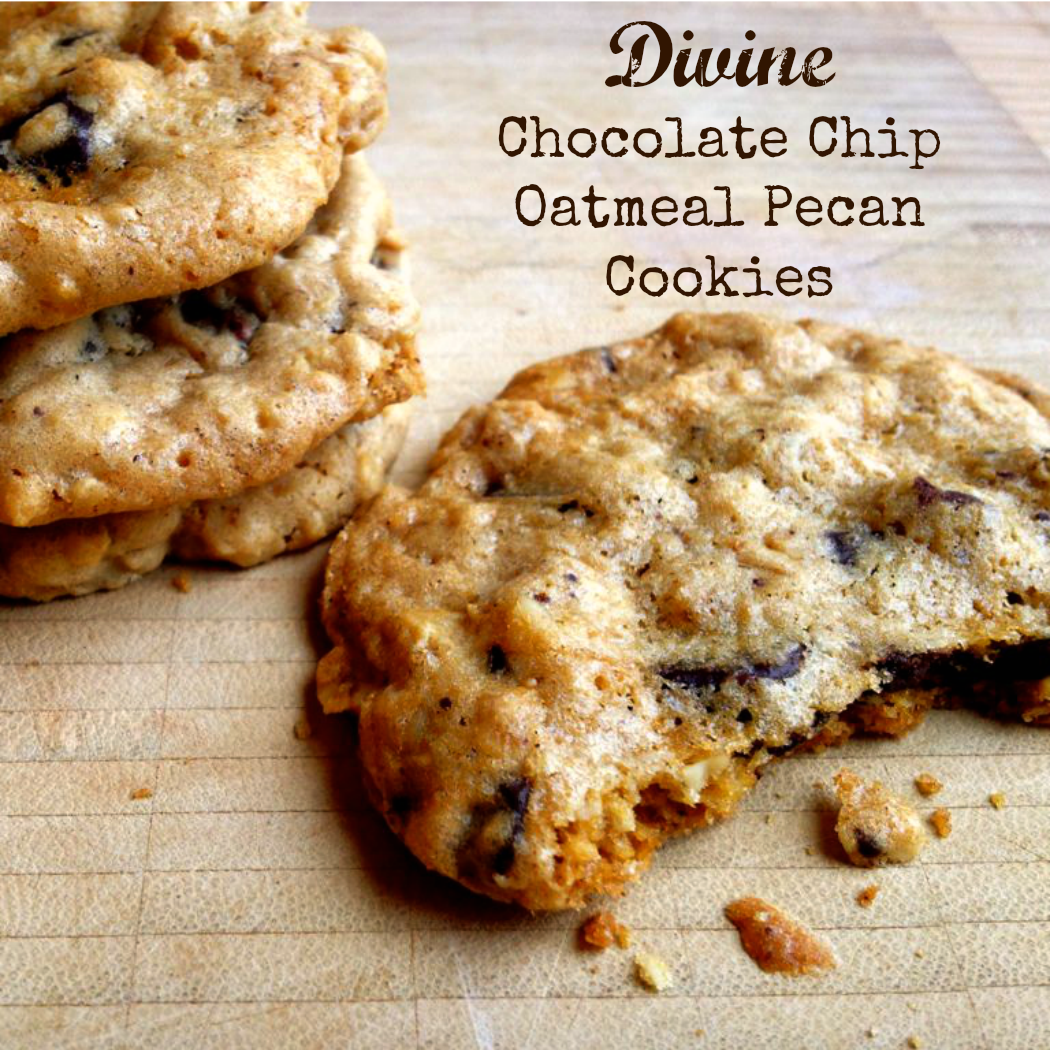 chip cookies i oatmeal chocolate chip cookies iii in my mind oatmeal ...