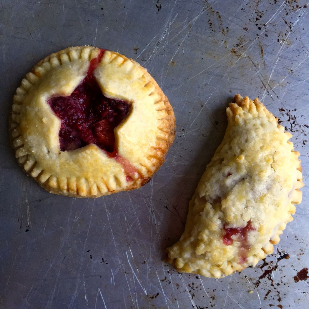 handpies 2 ways