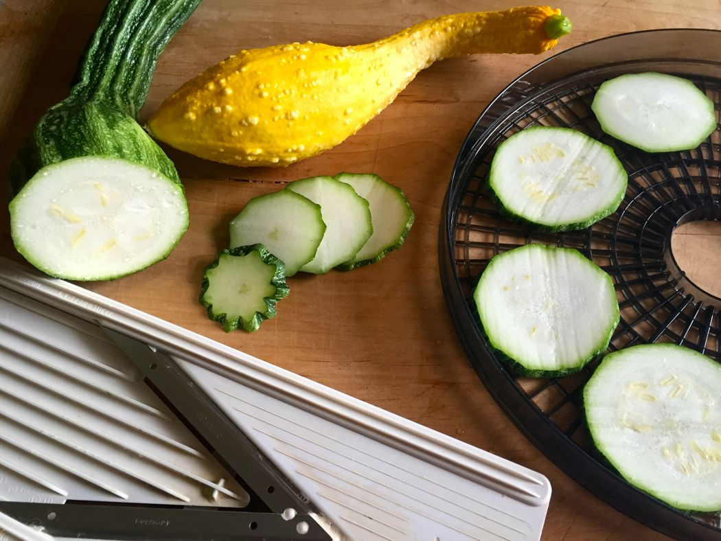 slice zucchini for chips