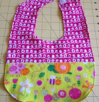 Sew a Baby Bib