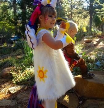 Princess Celestia My Little Pony Costume