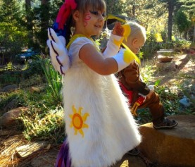 Princess Celestia My Little Pony Costume