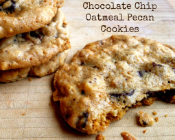 Divine Oatmeal Chocolate Chip Cookies with Pecans