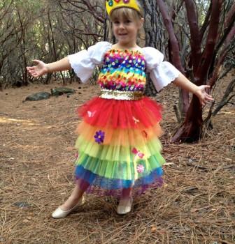 The Rainbow Queen!